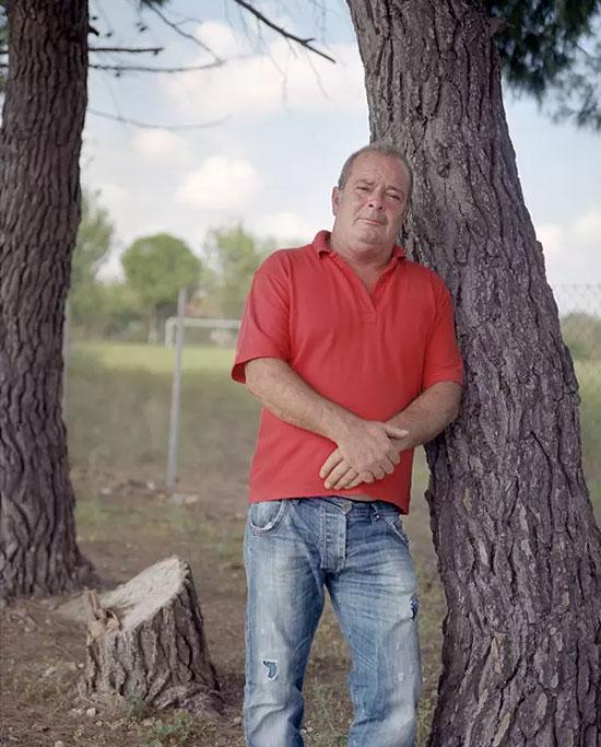 Никос Константопулос, фармер и први човек Ровијаце (Фото: Antonis Theodoridis)