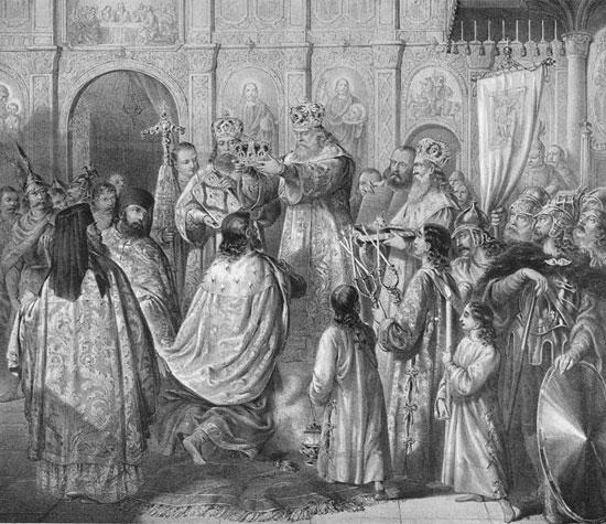 Анастас Јовановић: Свети Сава крунише свог брата Стефана Првовенчаног
