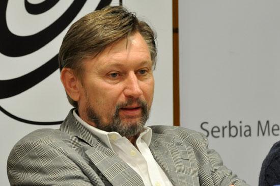 Мијат Лакићевић (Извор: Медија центар Београд)
