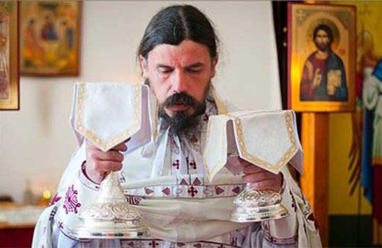 Отац Јован (Фото: КМ Новине)