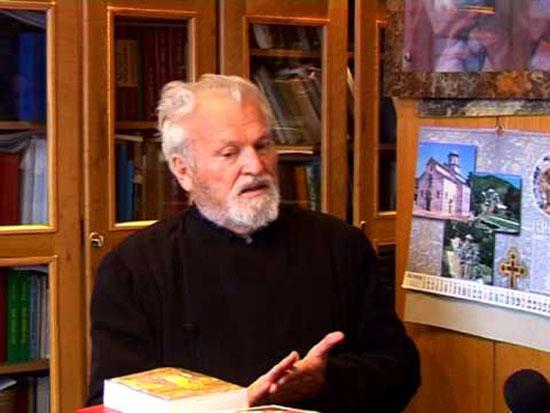Протојереј др Жарко Гавриловић (1933-2016)