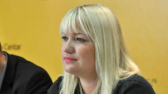 Анита Митић (Фото: Медија центар)
