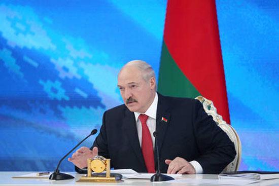 Белоруски председник Александар Лукашенко (Илустрација: Reuters)