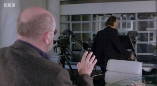 Дугин прекида разговор са Свинијем и одлази (Фото: Јутјуб)