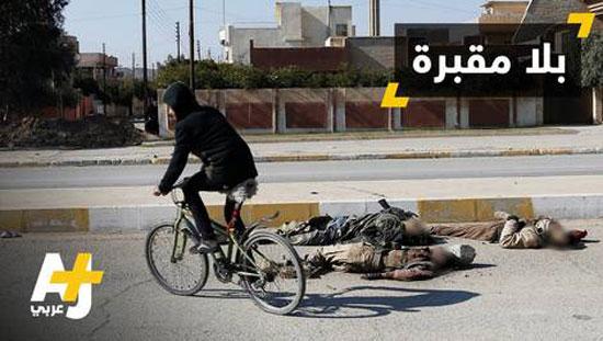 Мосул: Становници не желе да сахране погинуле припаднике ИД (Извор. Ал џазира)
