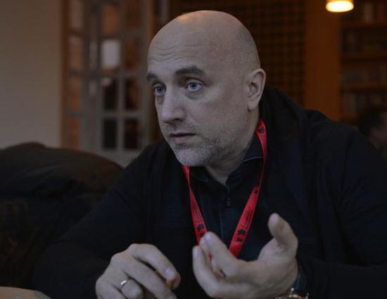 Захар Прилепин (Фото: Танјуг/Раде Прелић)