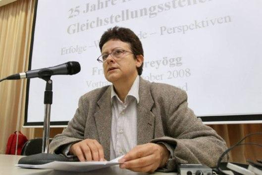 Др Зорица Мршевић (Извор: Википедија)