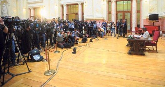 Маја Гојковић је потписала одлуку о расписивању председничких избора (Фото: Танјуг/Димитрије Гол)