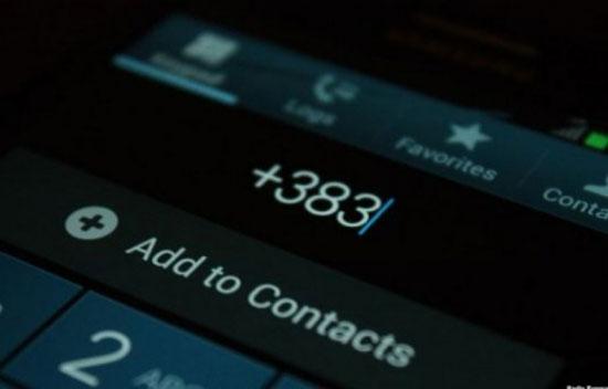 Телеком тзв. Косова укинуо међународни позивни број +381 Србије у фиксној телефонији