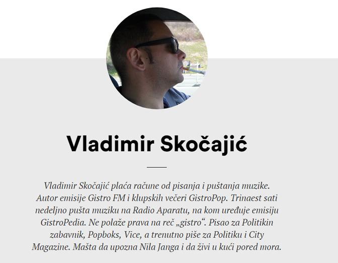 """Слободан Антонић: Један """"случајни Србин"""""""