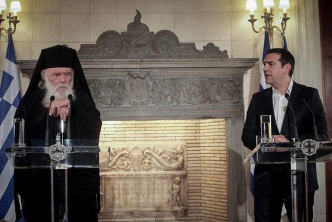 Грчки митрополит Амвросије позвао на отпор прогонитељима Цркве