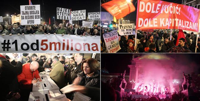 """Слободан Антонић: Могу ли протести заиста да прерасту у """"Балканско пролеће"""" 2"""