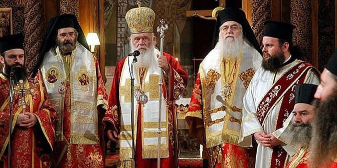 Грчки Синод основао две комисије да разматрају украјинско питање