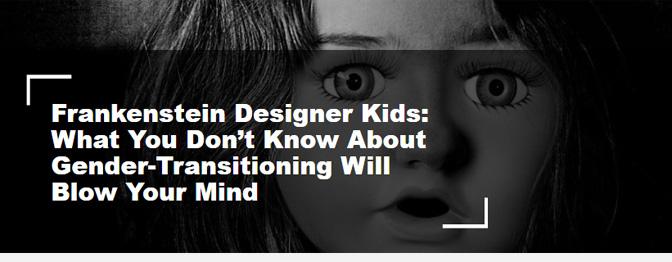 """Роберт Бриџ: """"Франкенштајнова деца"""" или Све оно што не знате о """"мењању пола"""" 2"""